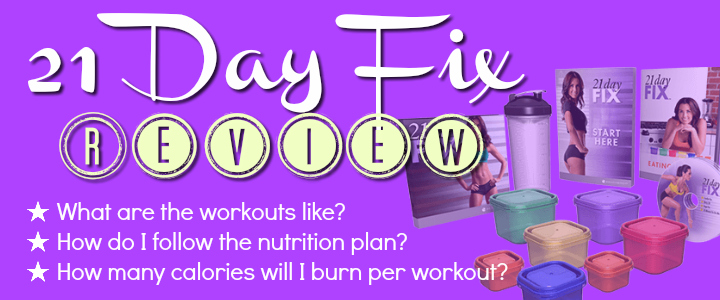 My 21 Day Fix Review